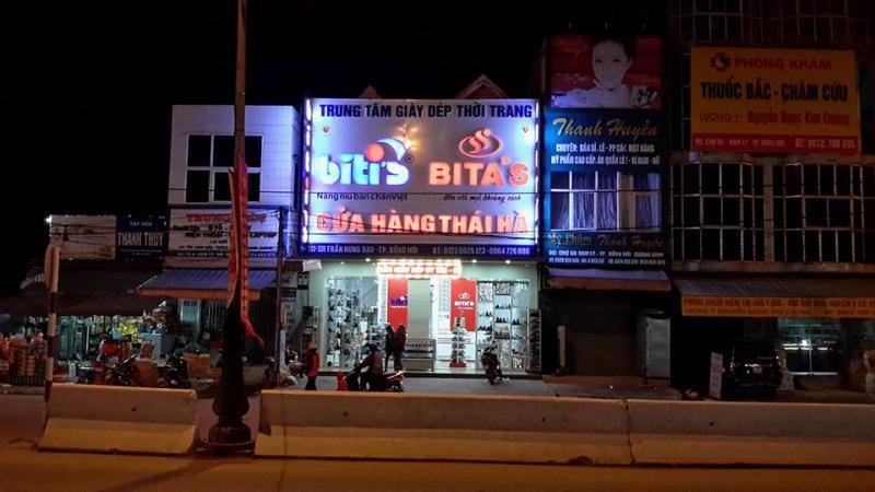 Cửa hàng Biti's Đồng Hới – Quảng Bình