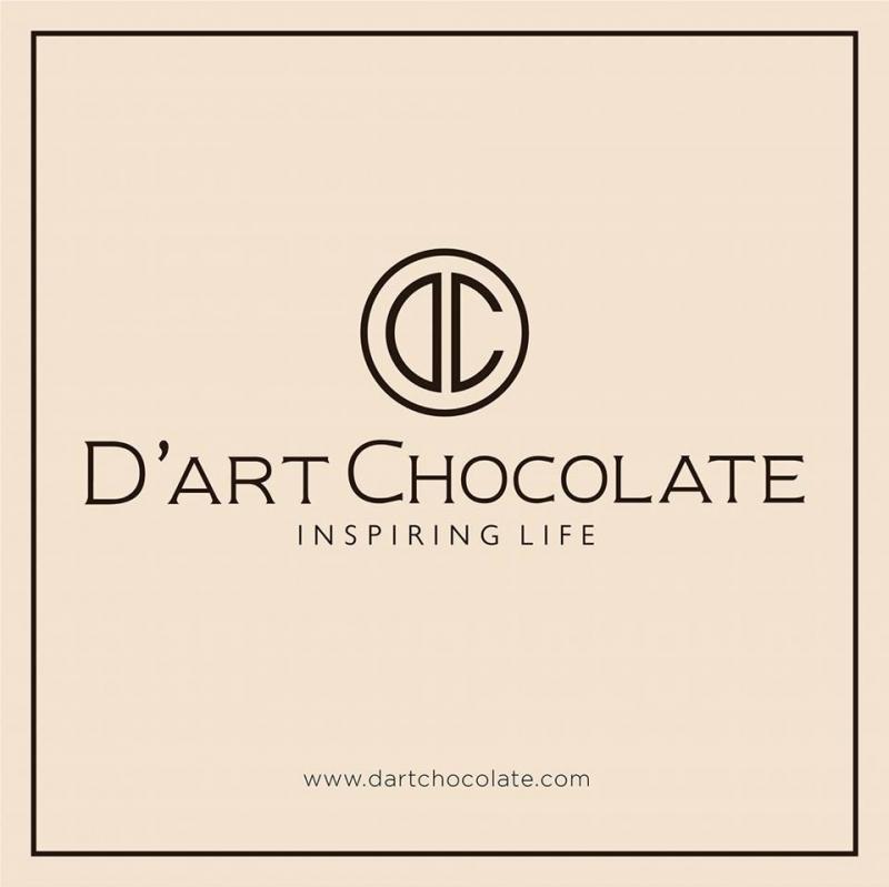 Logo của thương hiệu D'Art Chocolate