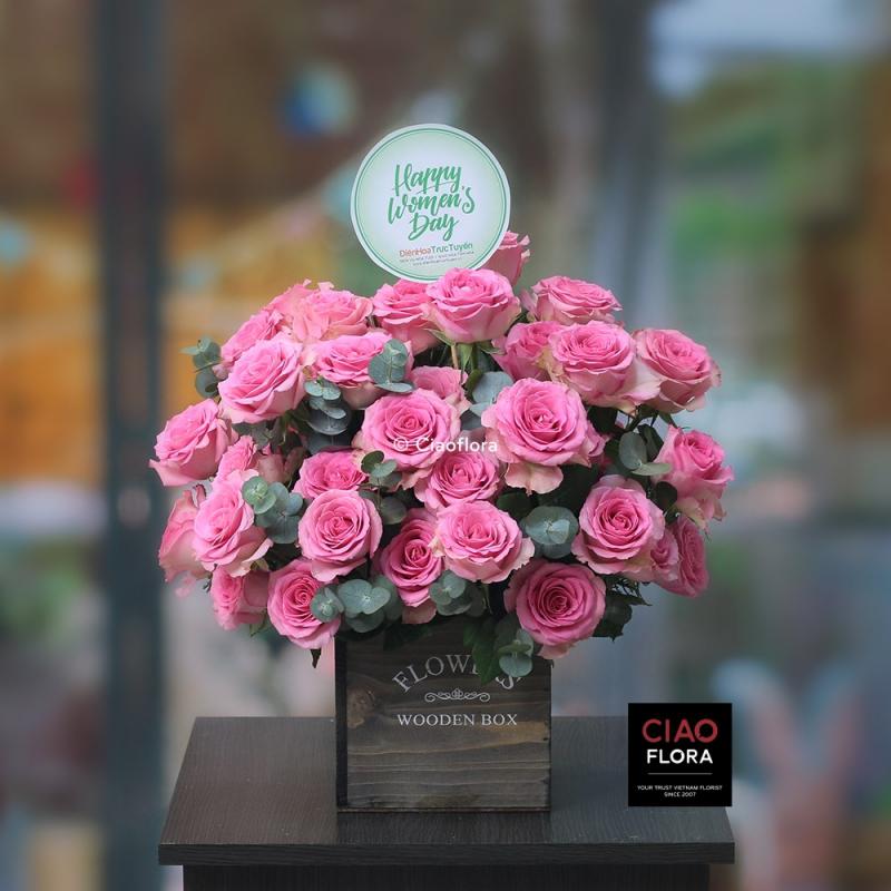 Cửa hàng điện hoa Việt Nam và quốc tế Ciaoflora
