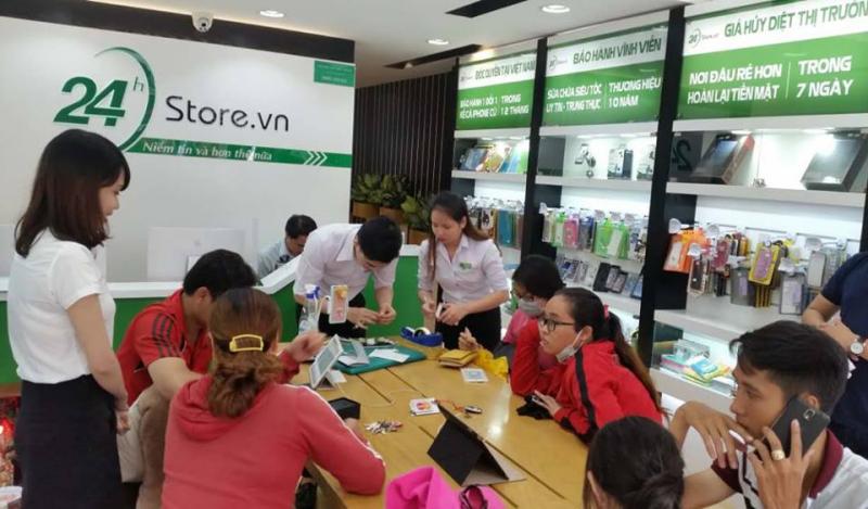 Cửa hàng điện thoại 24hStore