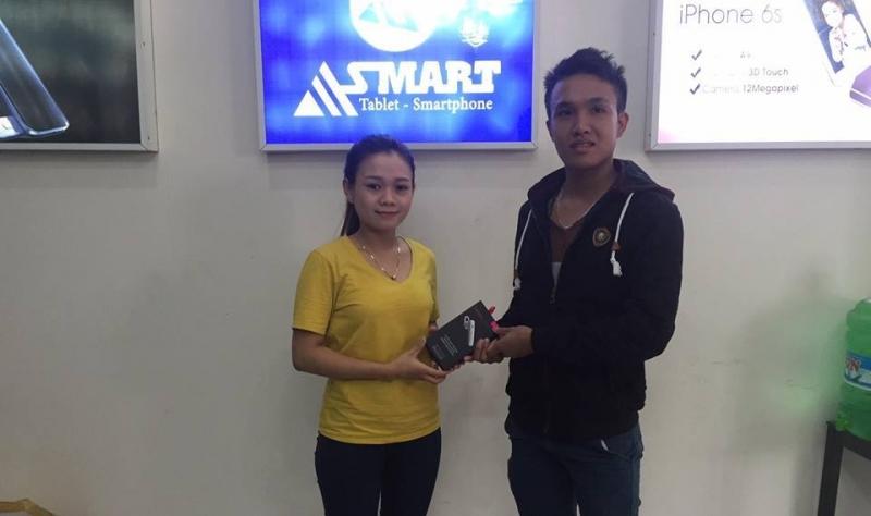 Cửa hàng điện thoại A-Smart