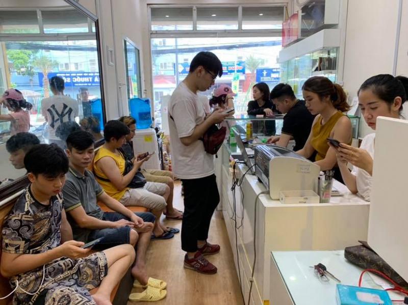 Cửa hàng điện thoại AnPhone Store