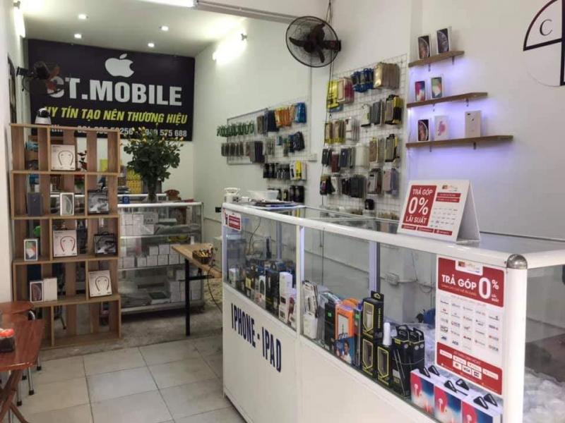 Cửa hàng điện thoại CT Mobile