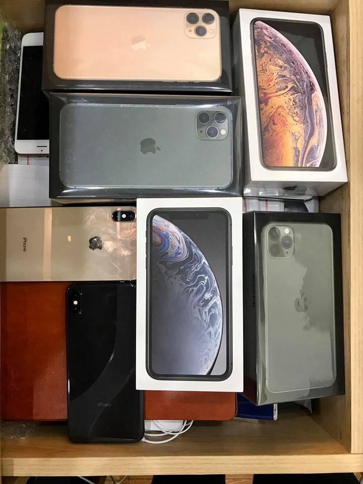 Cửa hàng điện thoại Đán Apple