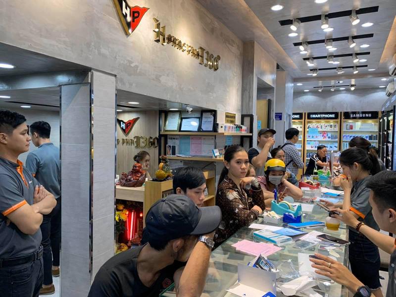 Cửa Hàng Điện Thoại Di Động Hoàng Phát 360
