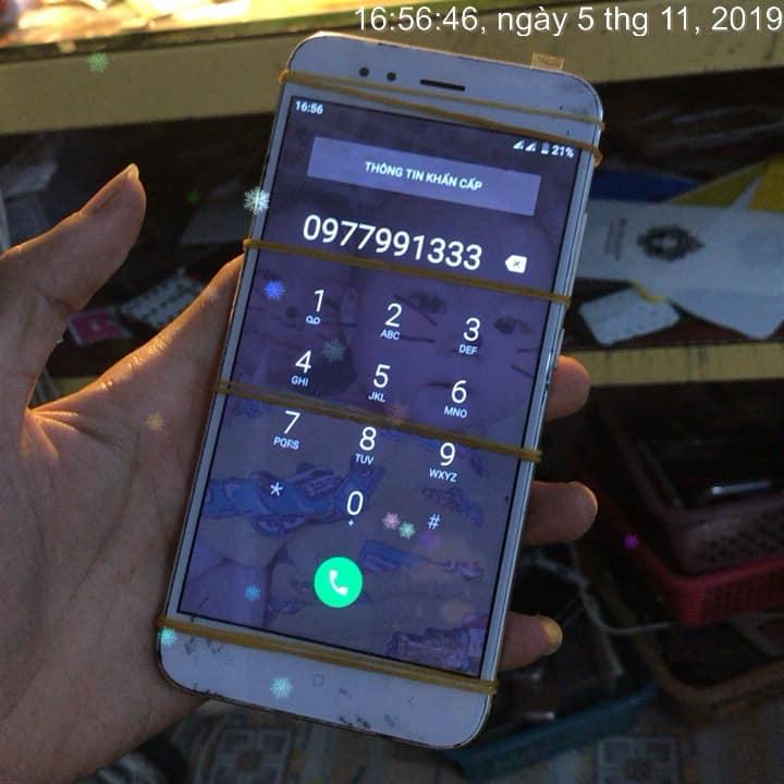 Cửa hàng Điện thoại di động Quang Huy