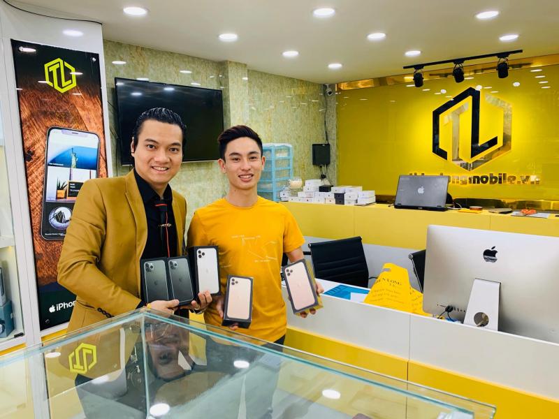 Cửa hàng điện thoại di động Thiên Long Mobile