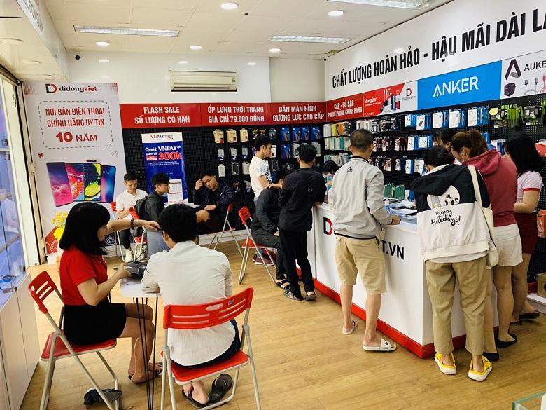 Cửa hàng điện thoại Di Động Việt