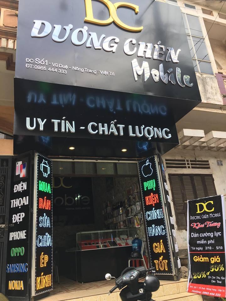 Cửa hàng điện thoại Dương Chén Mobile