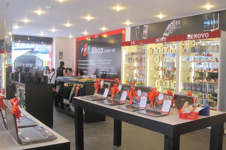 Cửa hàng điện thoại FPTShop Thái Nguyên