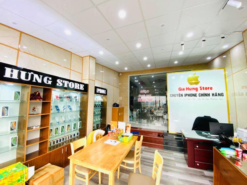 Cửa hàng điện thoại Gia Hưng Store