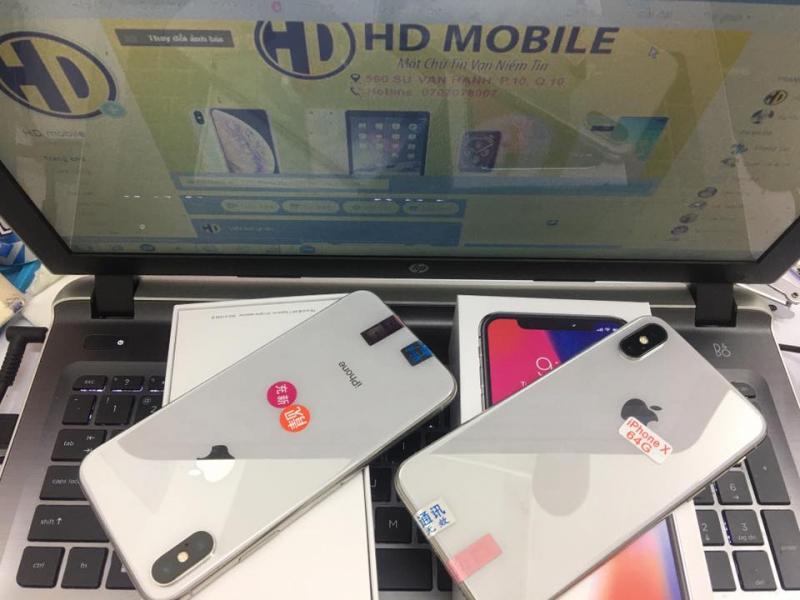 Cửa hàng điện thoại HD Mobile