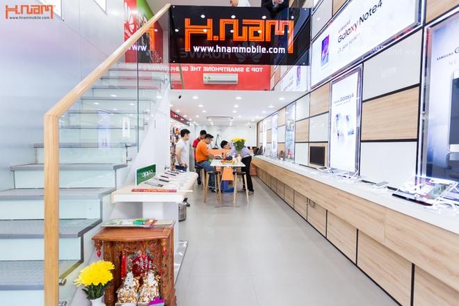 Cửa hàng điện thoại HnamMobile