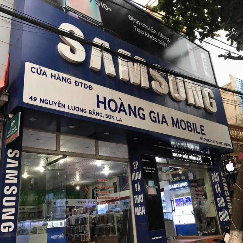 Cửa hàng điện thoại Hoàng Gia Mobile