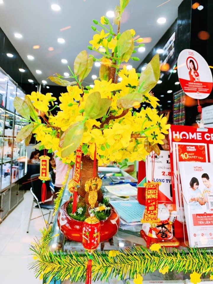 Cửa hàng điện thoại Huy Phong Mobile