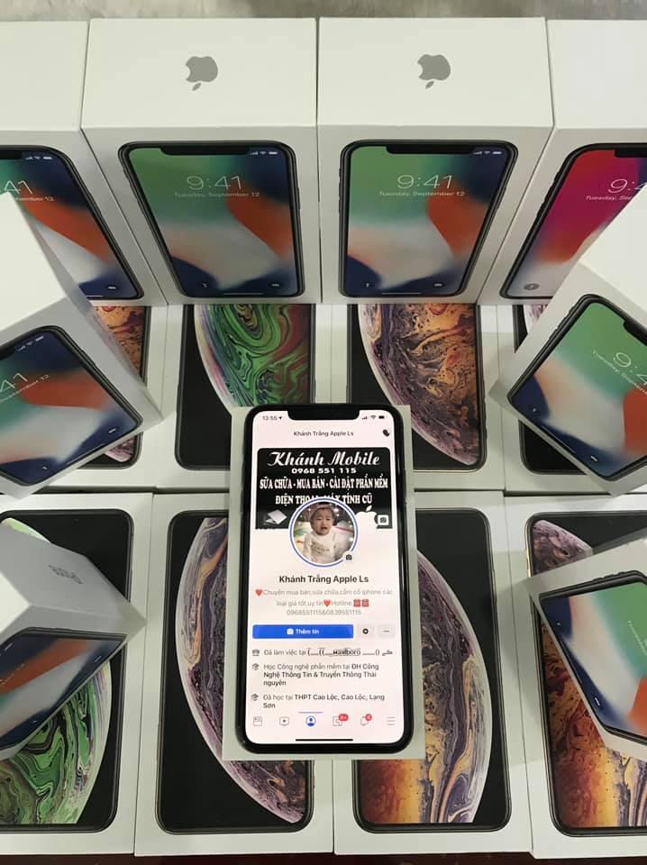Cửa hàng điện thoại Khánh Trắng Apple Ls
