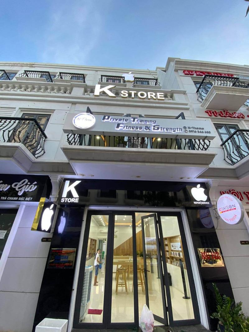 Cửa hàng điện thoại KStore Đồng Hới