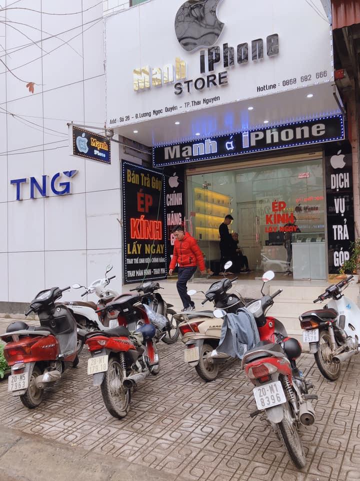Cửa hàng điện thoại Mạnh iPhone