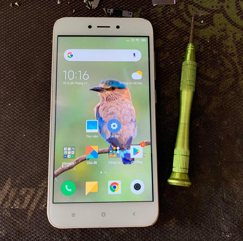 Cửa hàng điện thoại Minh Thắng Mobile