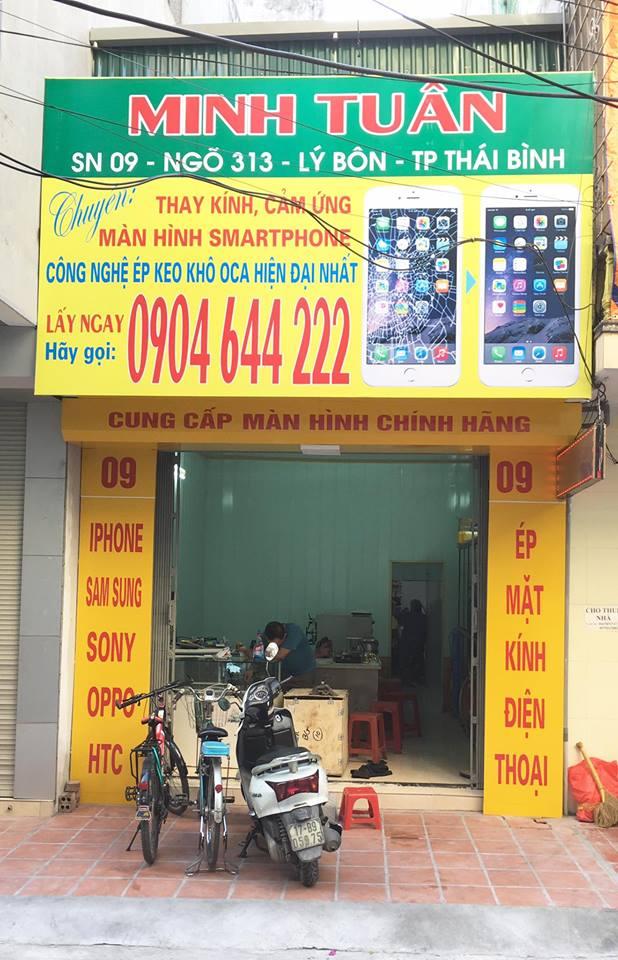 Cửa hàng điện thoại Minh Tuân Mobile