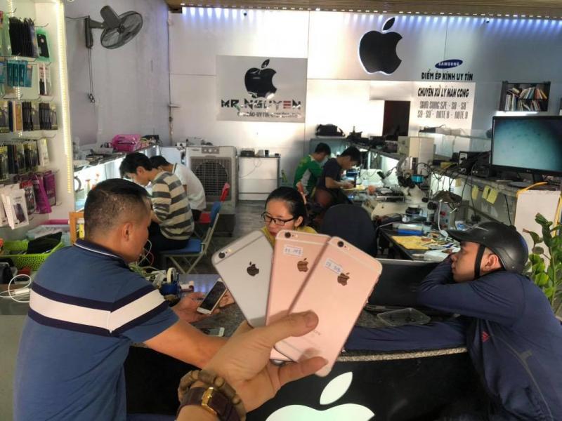 Cửa hàng điện thoại MrNguyen