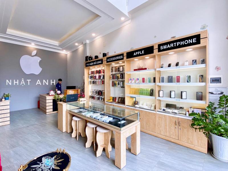 Cửa hàng điện thoại Nhật Anh
