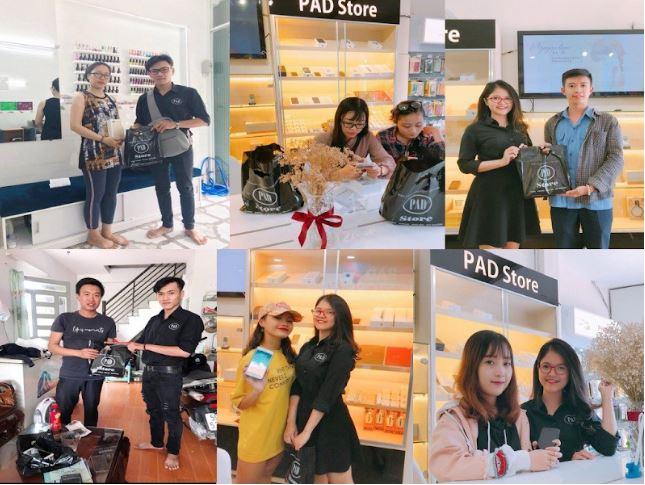 Cửa hàng điện thoại PAD Store
