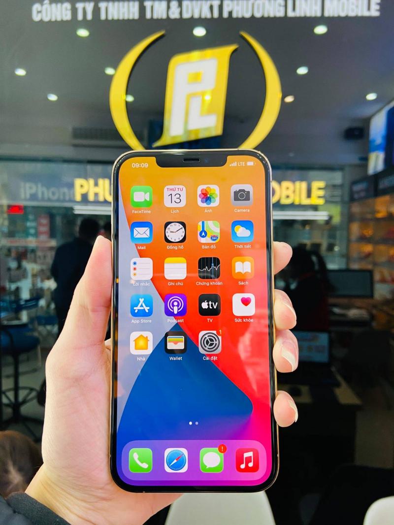 Cửa hàng điện thoại Phương Linh Mobile