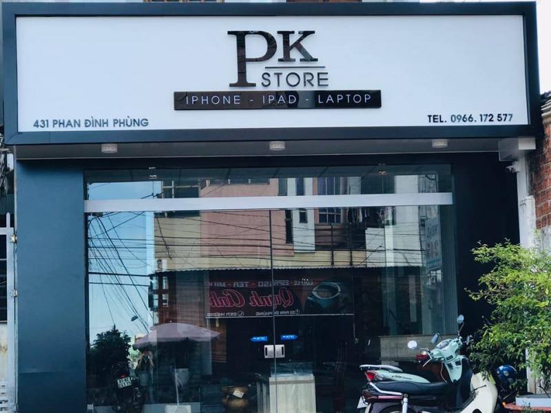 Cửa hàng điện thoại PK Store