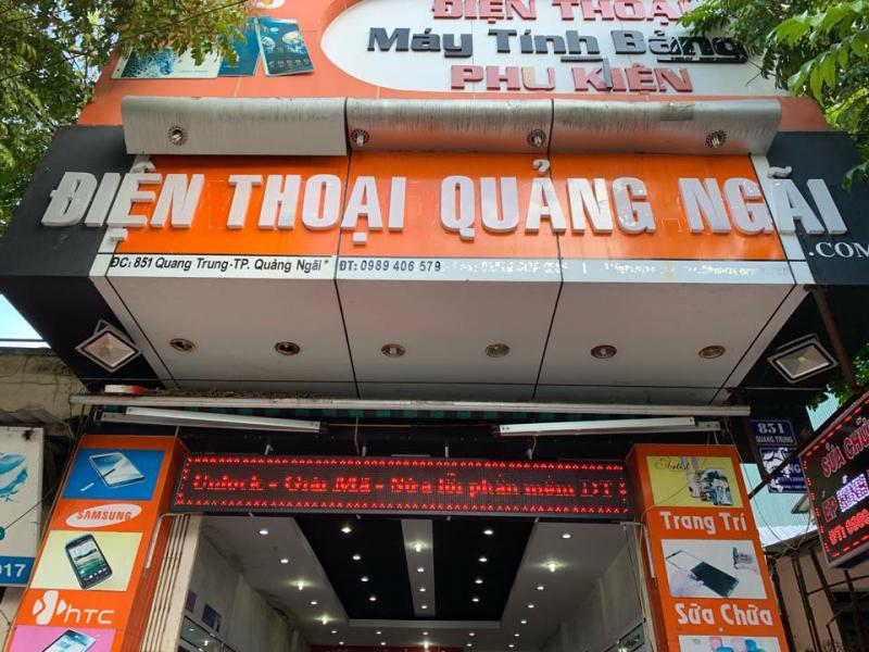 Cửa hàng Điện Thoại Quảng Ngãi