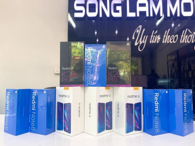 Cửa hàng điện thoại Sông Lam Mobile