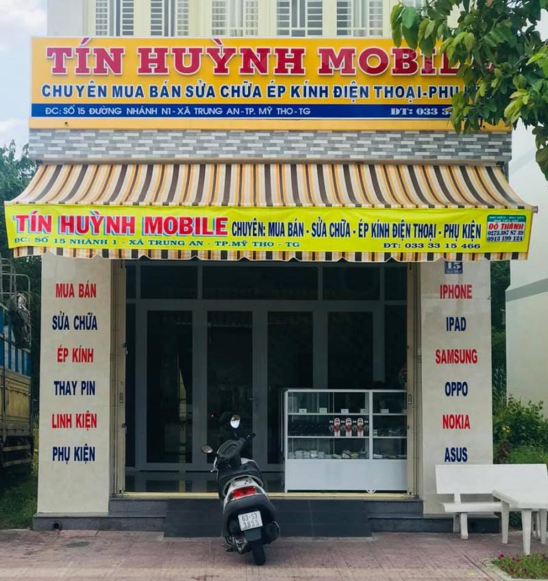Cửa hàng điện thoại Tín Huỳnh Apple