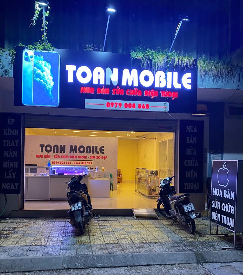Cửa hàng điện thoại Toán Mobile