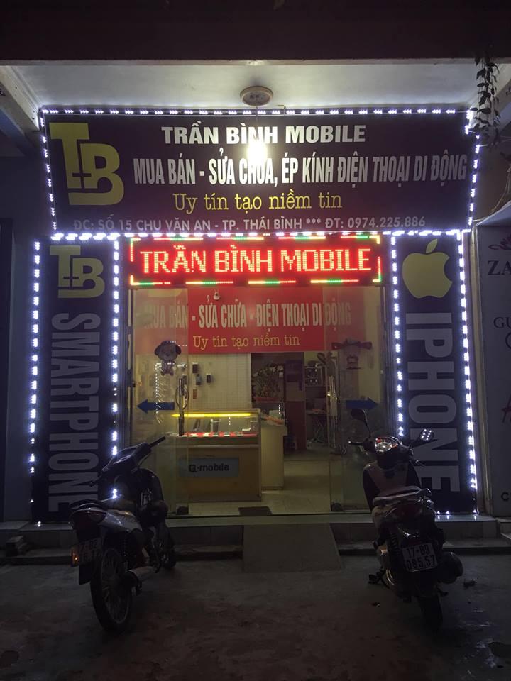 Cửa hàng điện thoại Trần Bình Mobile