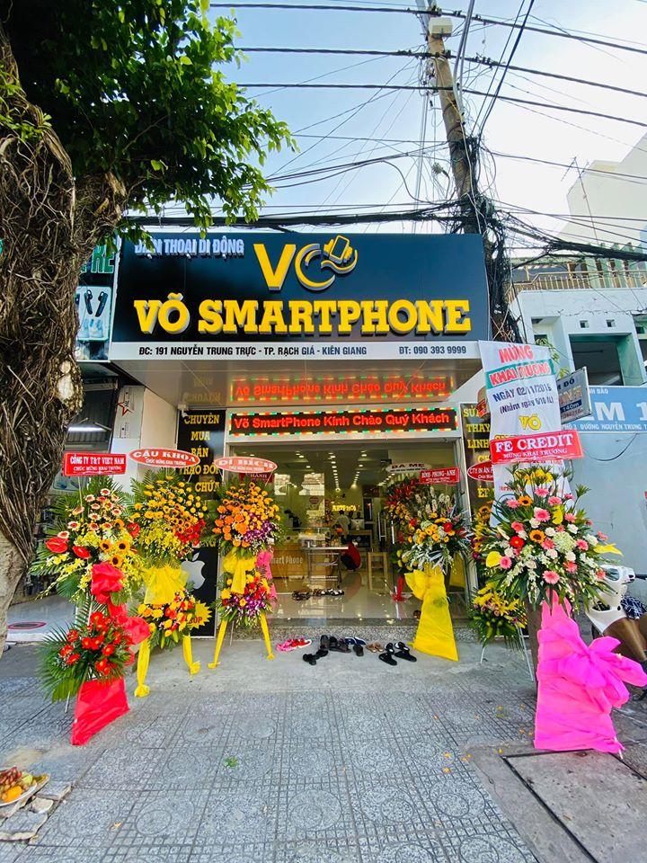 Cửa hàng điện thoại Võ Smartphone