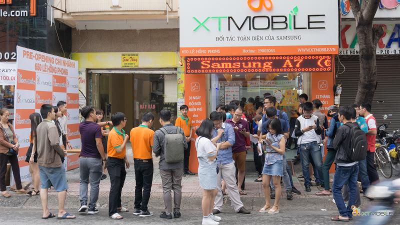 Cửa hàng điện thoại XTMobile