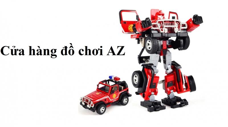Cửa hàng đồ chơi AZ là một trong những cửa hàng đồ chơi trẻ em giá rẻ và uy tín