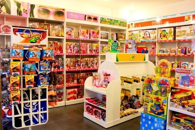 Cửa hàng đồ chơi Funny Land