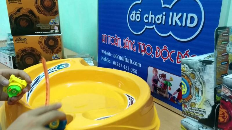 Cửa hàng đồ chơi trẻ em IKID