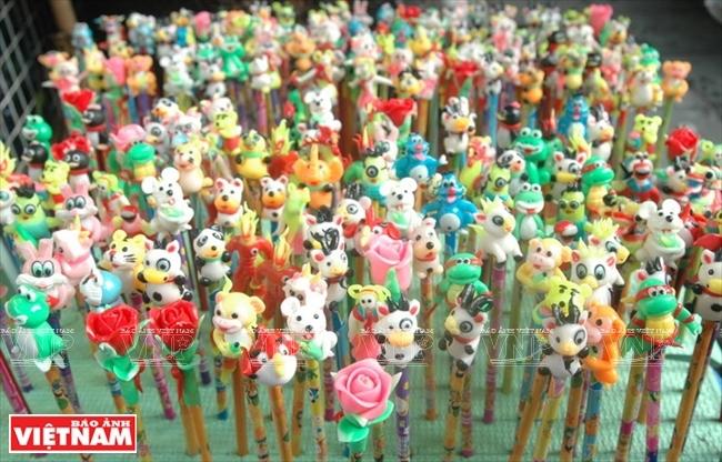 Cửa hàng đồ chơi trẻ em ở Hàng Mã