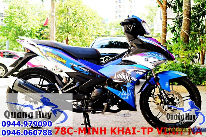 Store đồ chơi xe máy Quang Huy