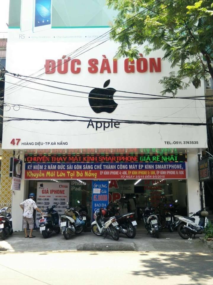 Của hàng Đức Sài Gòn - Chi nhánh Đà Nẵng