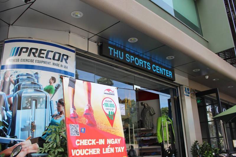 Cửa hàng dụng cụ thể thao Thu Sport