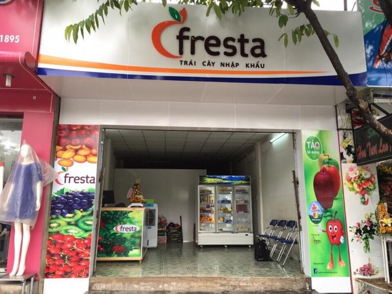 Một chi nhánh của Fresta tại TP.HCM