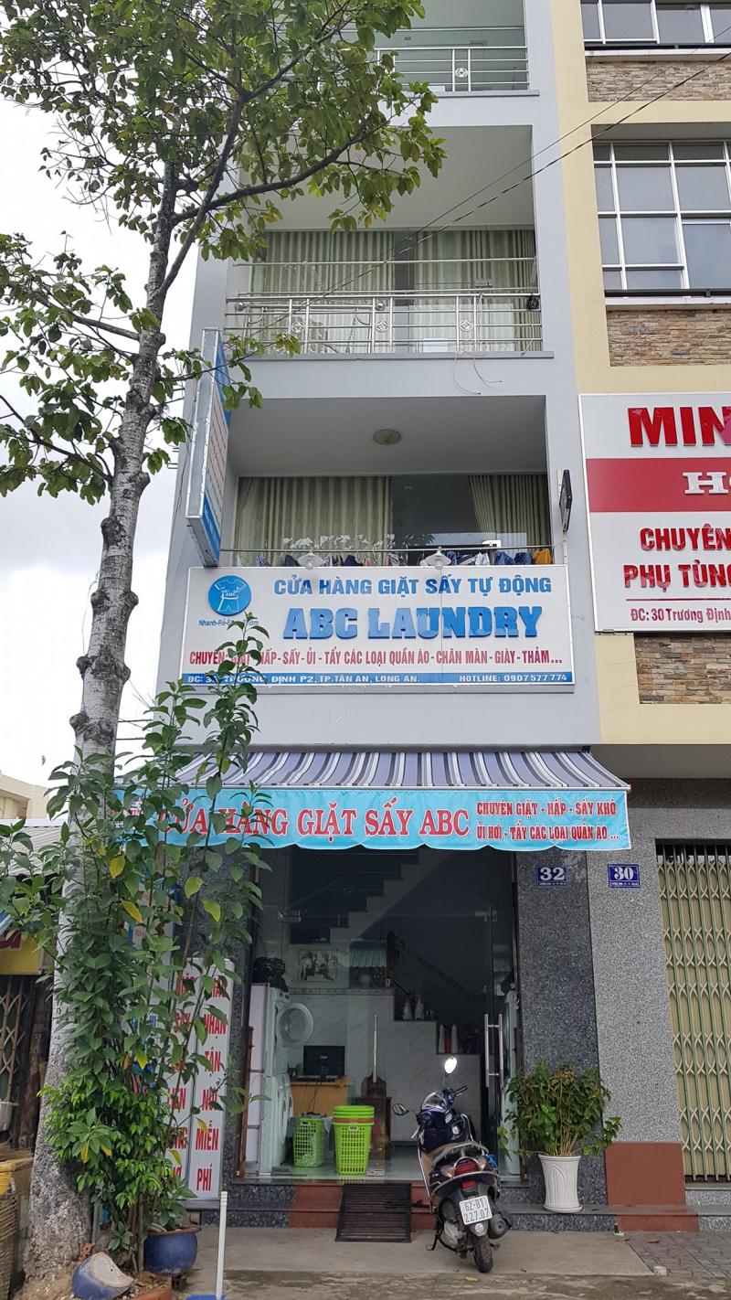 Cửa hàng giặt sấy ABC Laundry