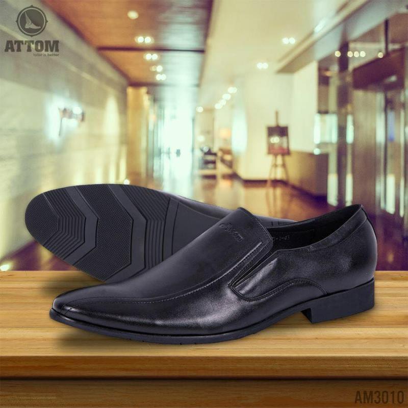 Khởi đầu tuần mới bằng mẫu giày tây cơ bản dành cho Quý ông công sở