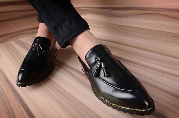 Top 6 Shop giày lười cho nam cao cấp nhất TP. HCM
