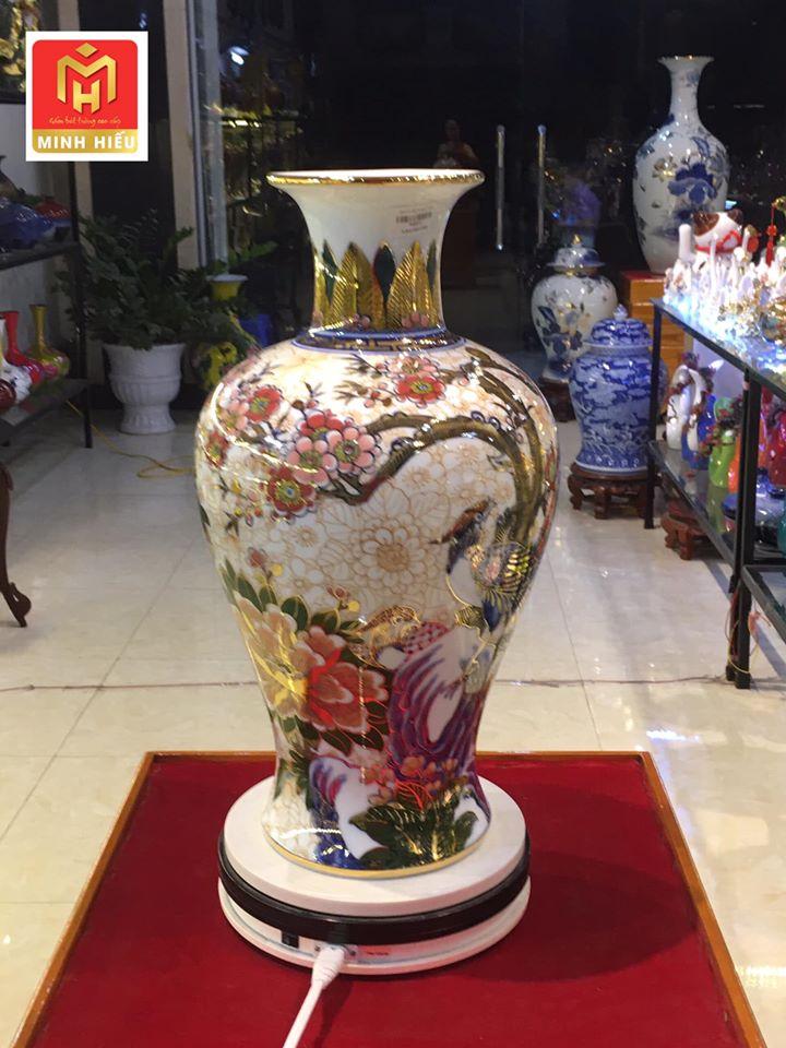 Cửa hàng Gốm Bát Tràng Minh Hiếu