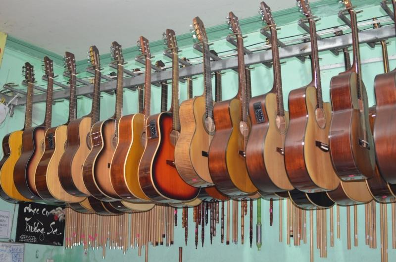 Cửa hàng Guitar Long