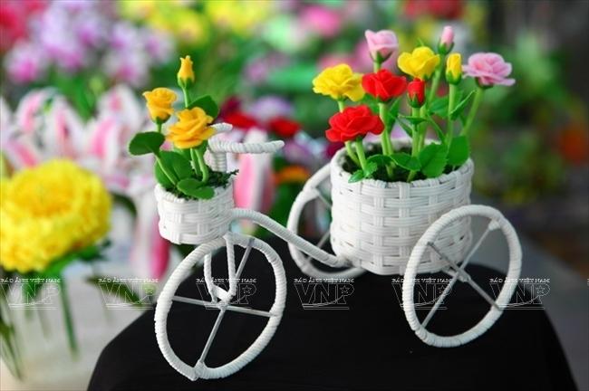 Một sản phẩm của cửa hàng hoa đất Ngọc Điệp